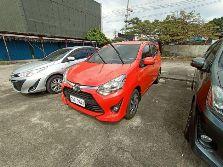 2019 Toyota wigo G - Left View
