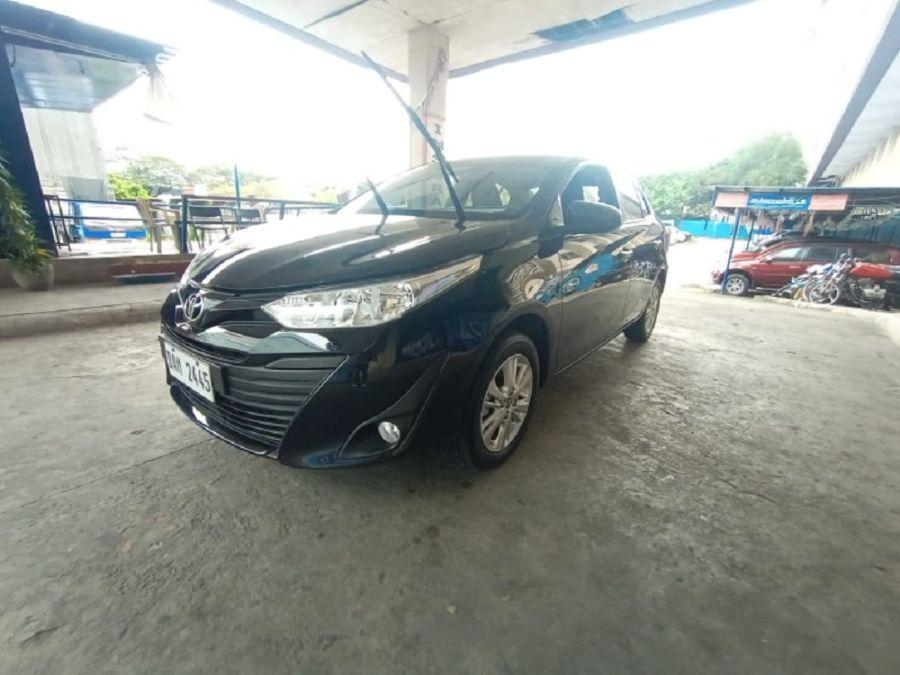 2019 Toyota Vios E - Left View