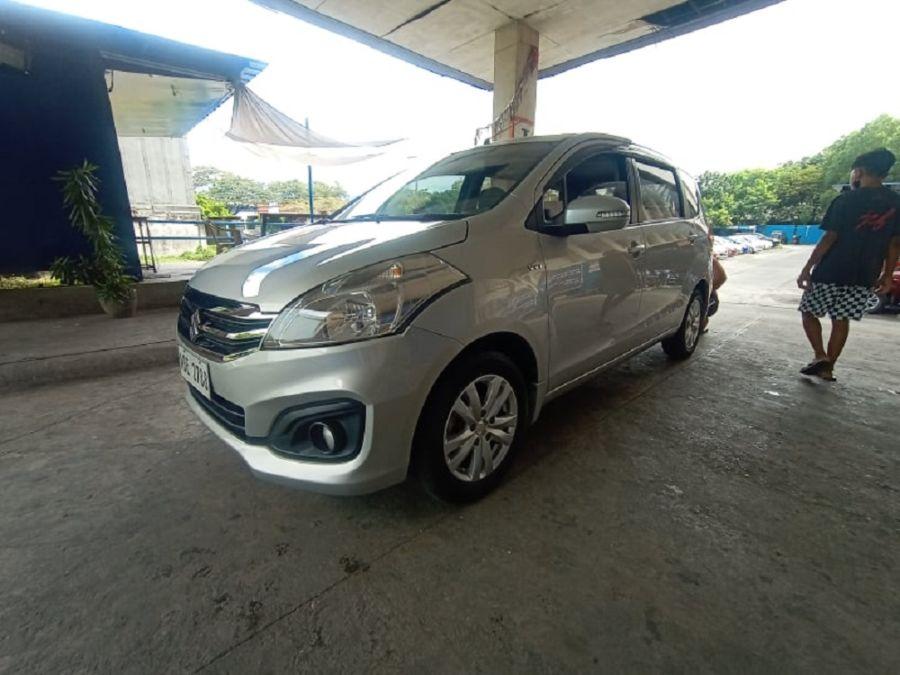 2018 Suzuki Ertiga - Right View