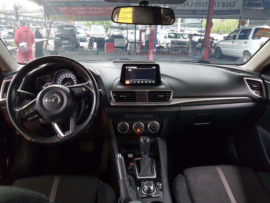 2018 Mazda 3 - Interior Front View