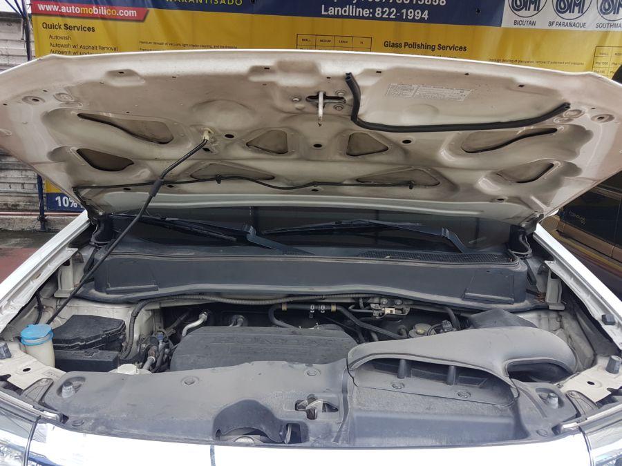 2012 Honda Pilot - Interior Rear View
