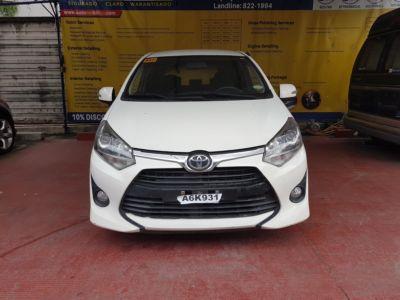 2018 Toyota wigo G - Front View