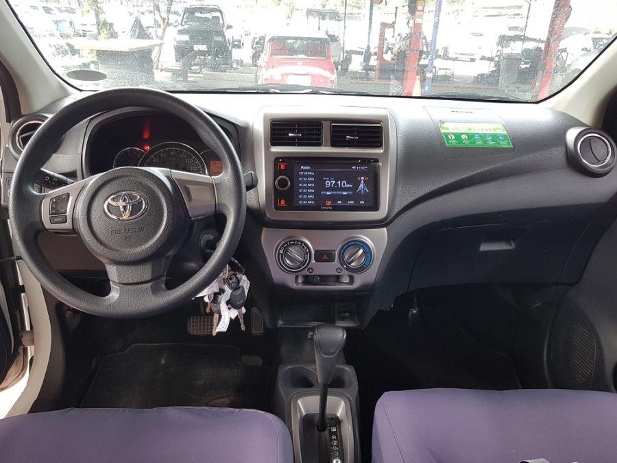 2018 Toyota wigo G - Interior Front View