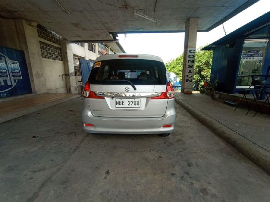 2018 Suzuki Ertiga - Rear View
