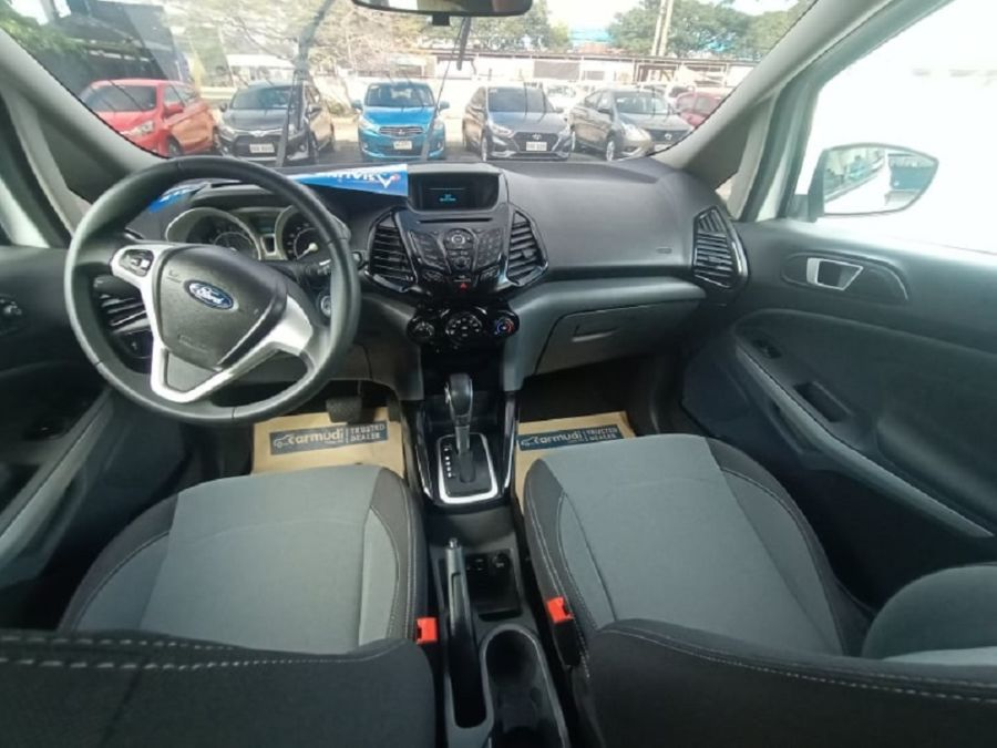 2017 Ford EcoSport - Right View