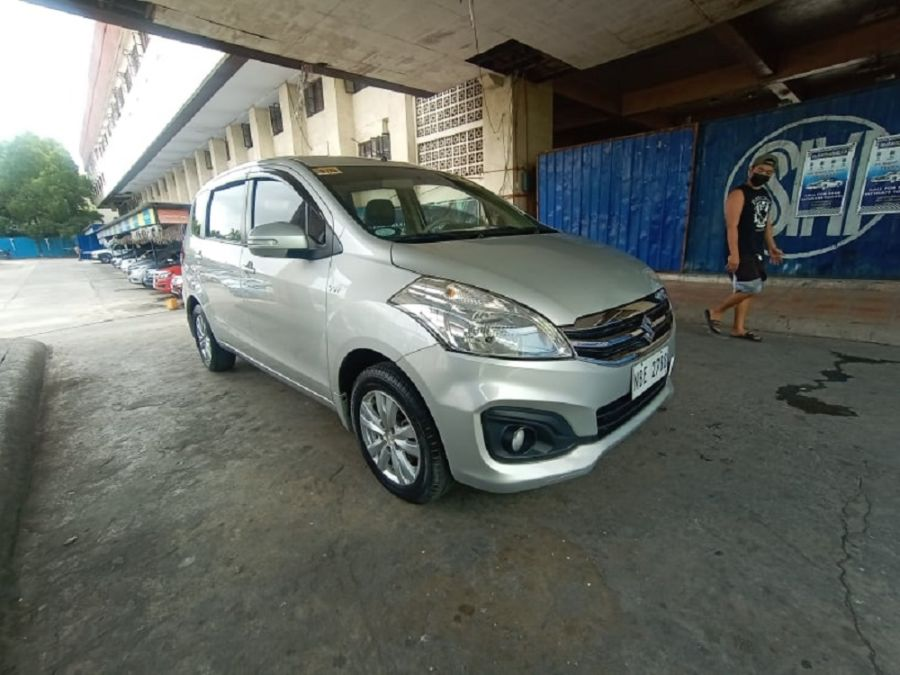 2018 Suzuki Ertiga - Left View