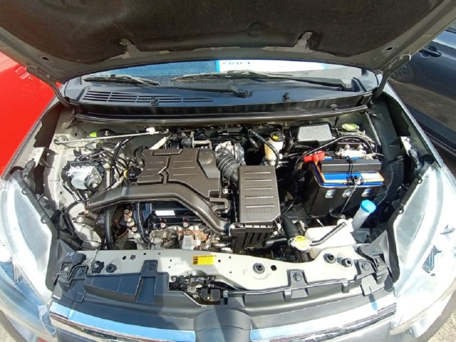 2019 Toyota wigo G - Interior Rear View