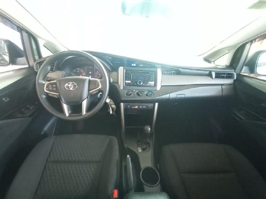 2019 Toyota Innova E - Interior Front View