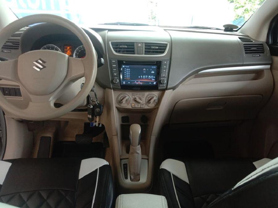 2018 Suzuki Ertiga - Interior Front View