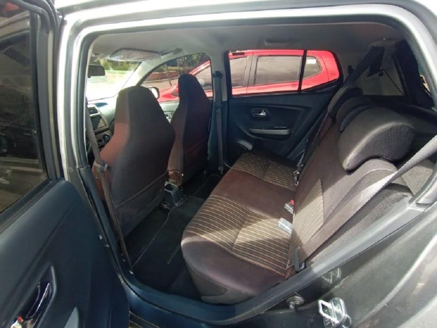 2019 Toyota wigo G - Interior Front View