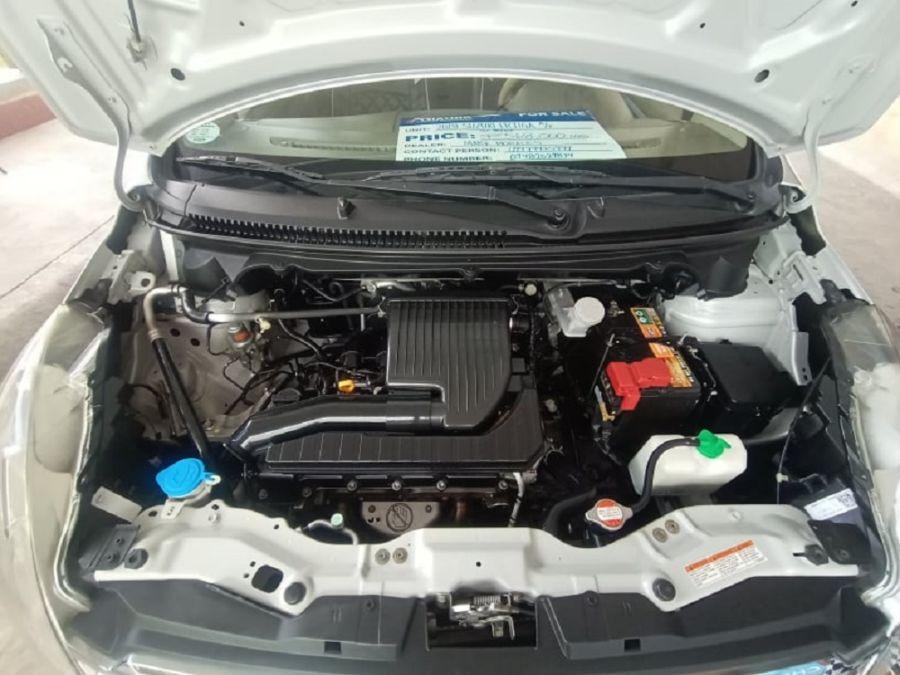2018 Suzuki Ertiga - Interior Rear View