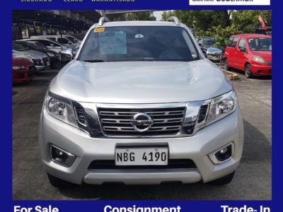 2019 Nissan Navara - Front View