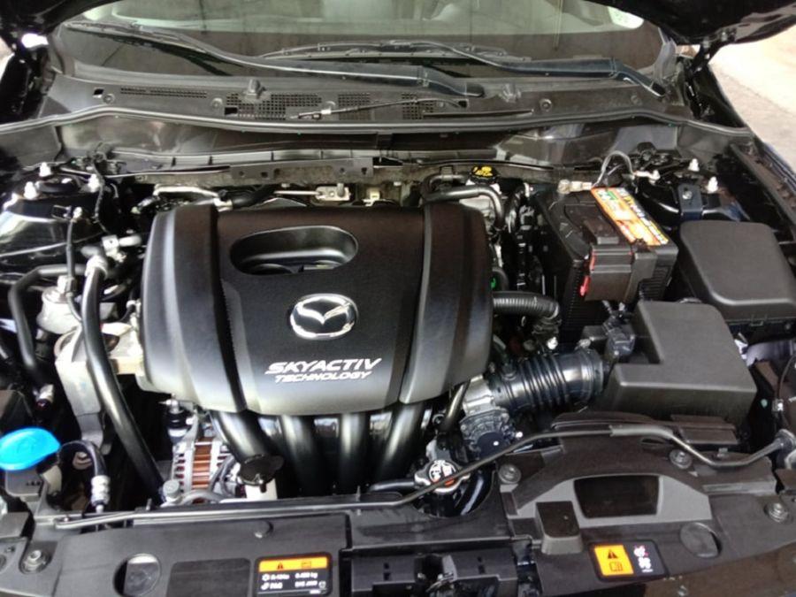 2018 Mazda 2 - Interior Rear View