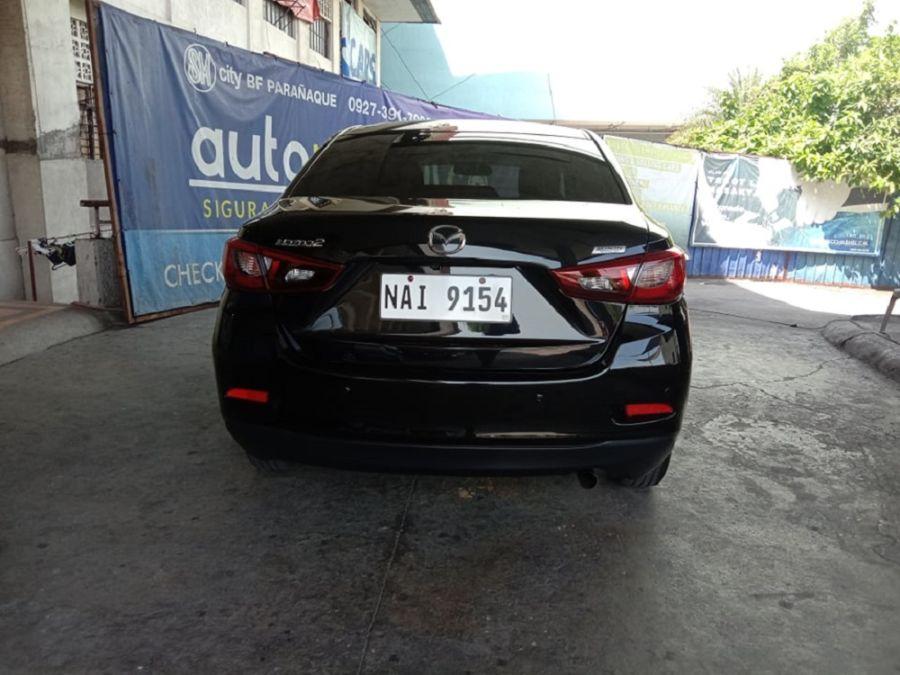 2018 Mazda 2 - Rear View