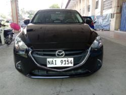 2018 Mazda 2 - Front View