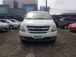 2009 Hyundai Grand Starex - Front View