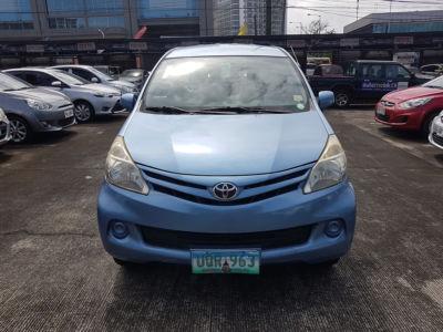 2013 Toyota Avanza E - Front View