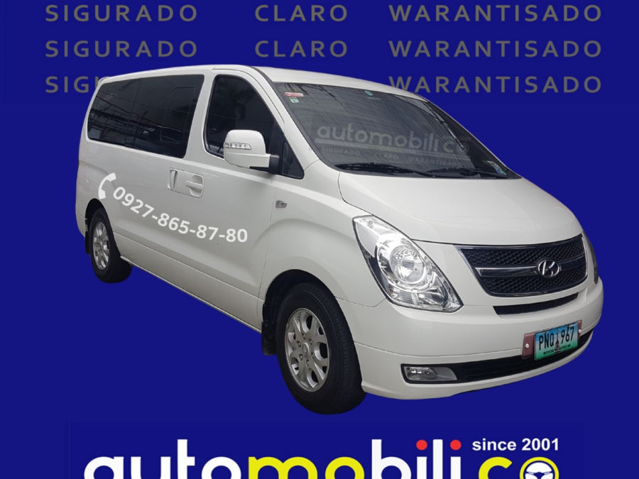 2011 Hyundai Starex - Right View