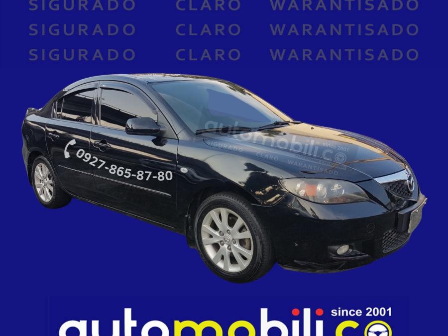 2009 Mazda 3 - Right View