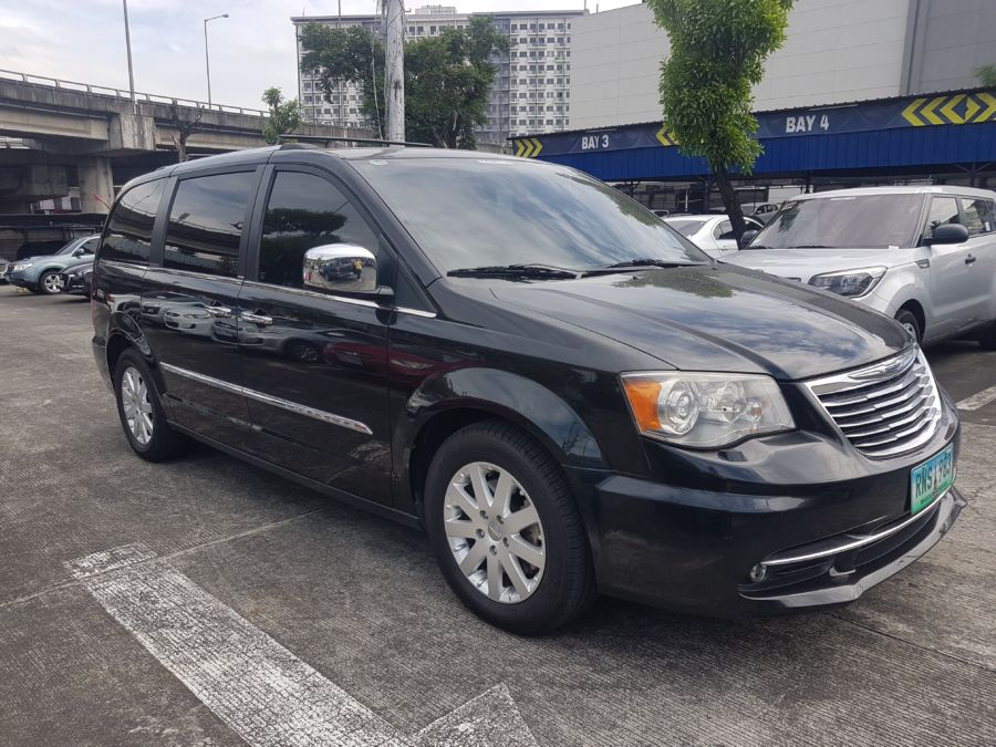 2013 Chrysler Town and Country - Left View