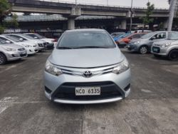 2017 Toyota Vios 1.3 J - Front View