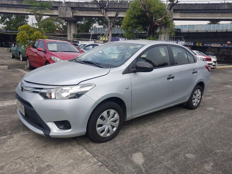 2017 Toyota Vios 1.3 J - Right View