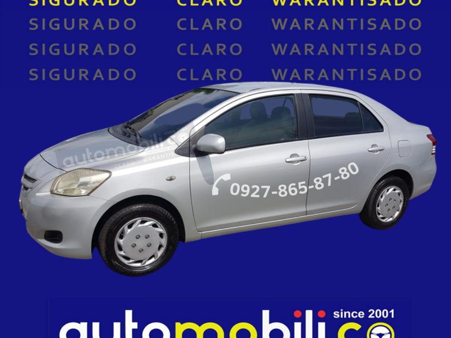 2008 Toyota Vios 1.3 J - Left View