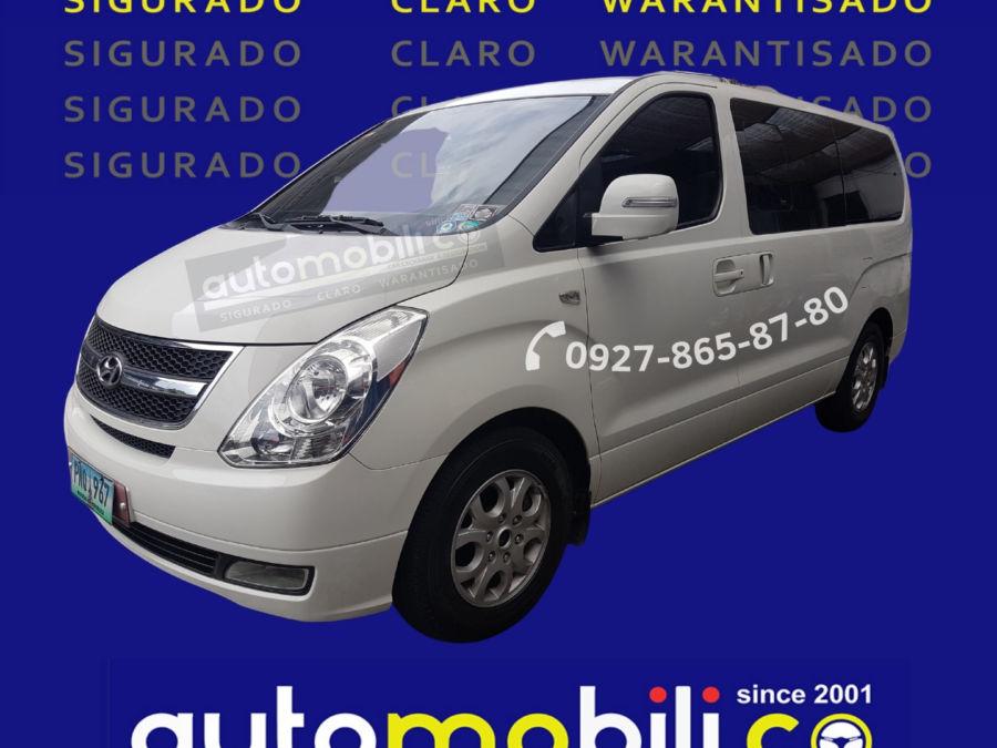 2011 Hyundai Starex - Left View