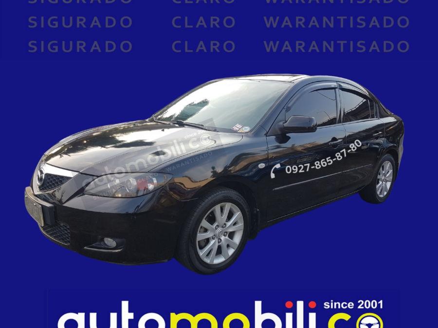 2009 Mazda 3 - Left View