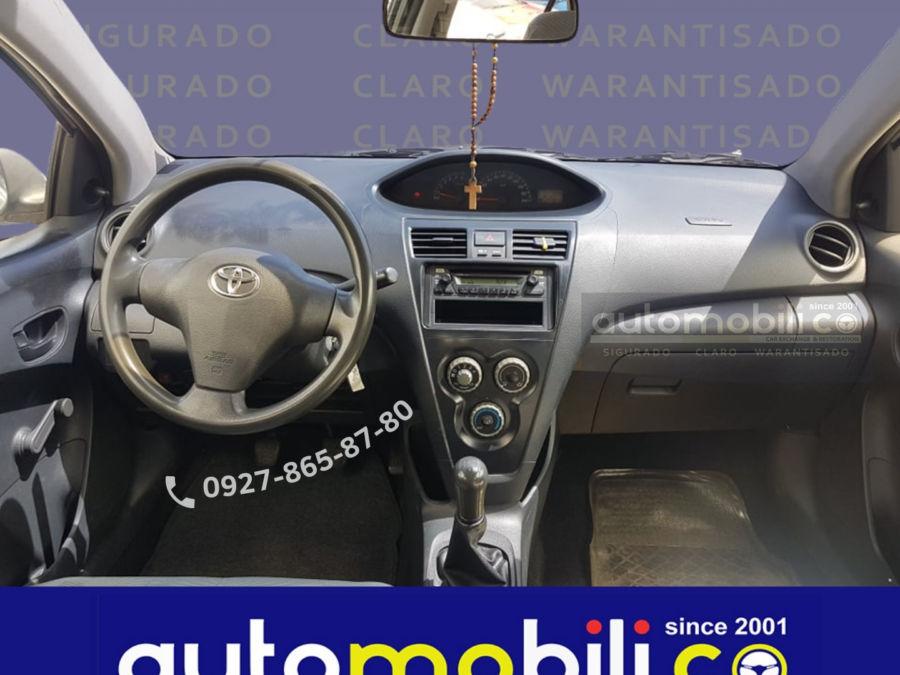 2008 Toyota Vios 1.3 J - Interior Front View