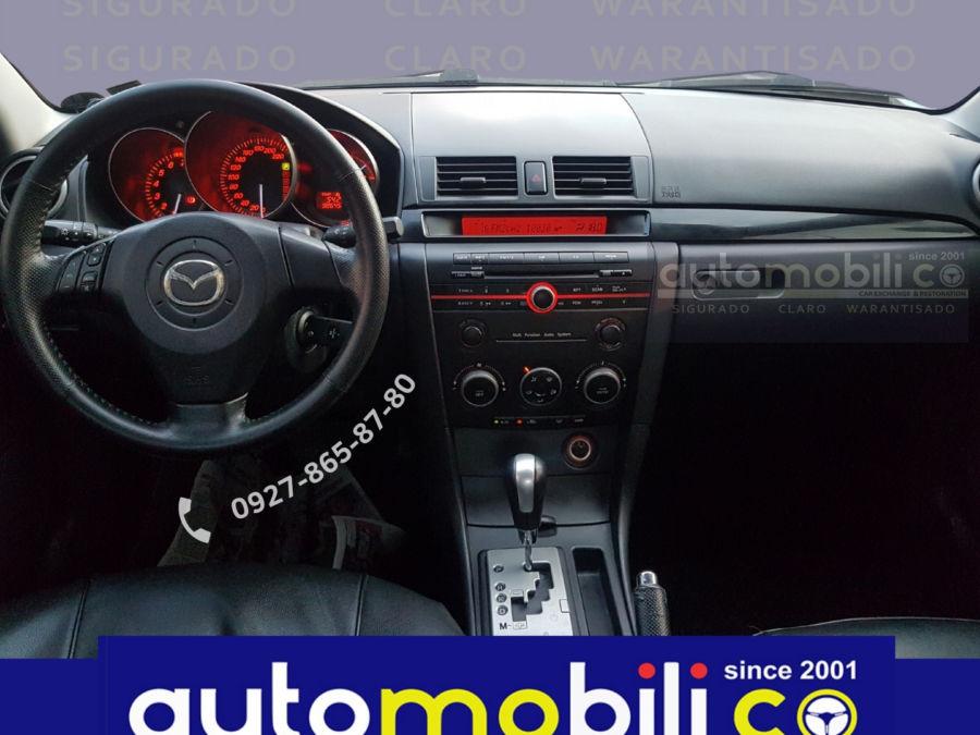 2009 Mazda 3 - Interior Front View
