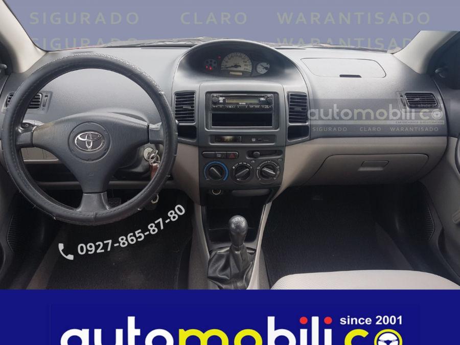 2005 Toyota Vios 1.3 J - Interior Front View