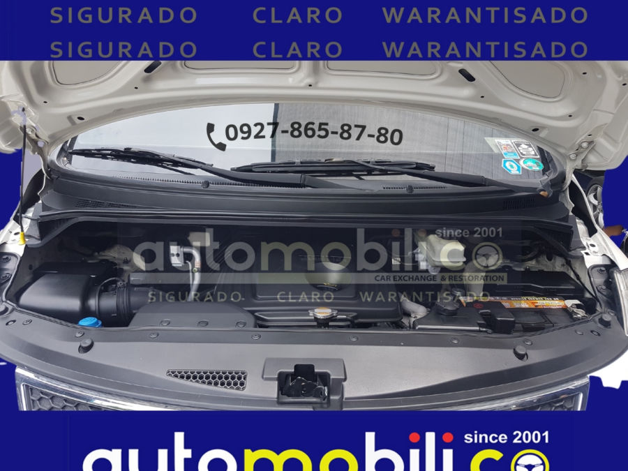2011 Hyundai Starex - Interior Rear View