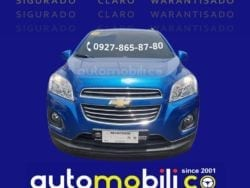2019 Chevrolet Trax - Front View