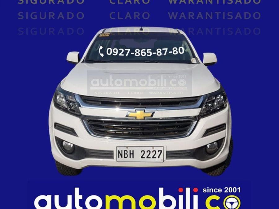 2019 Chevrolet Trailblazer - Front View