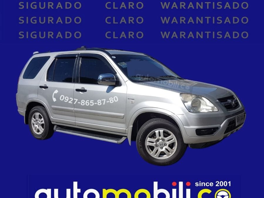 2002 Honda CR-V - Left View