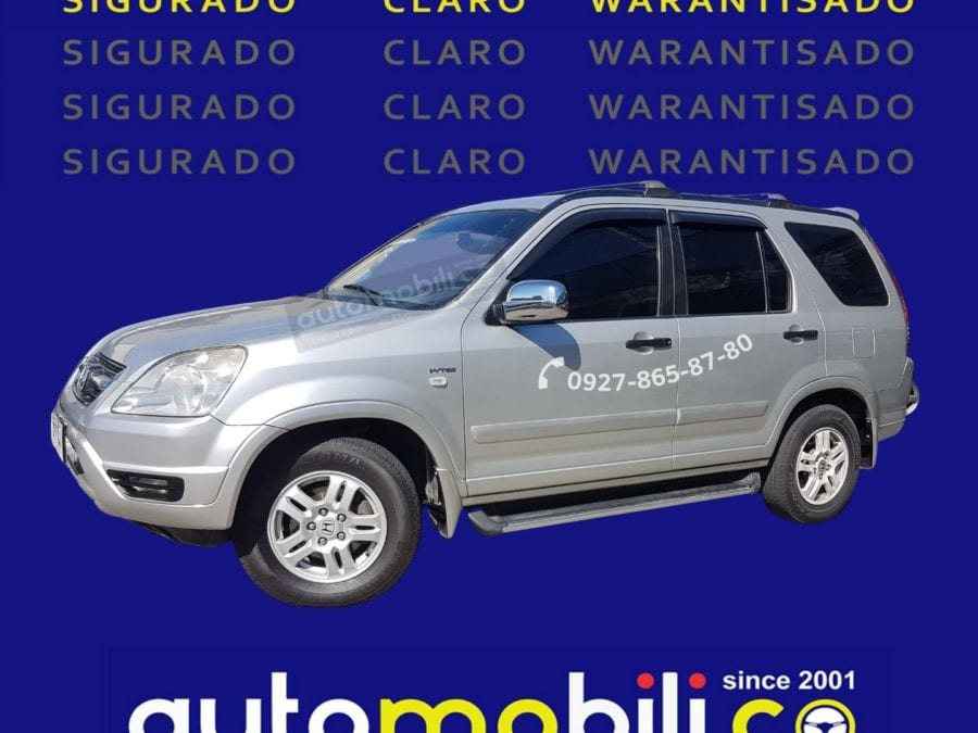 2002 Honda CR-V - Right View
