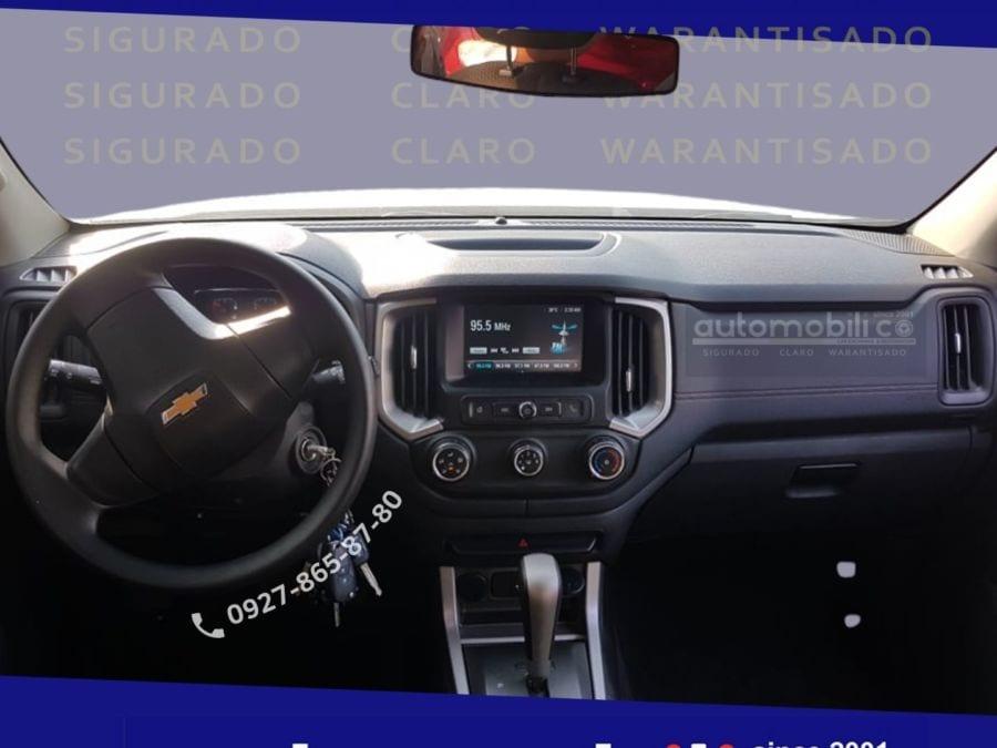 2019 Chevrolet Trailblazer - Interior Front View