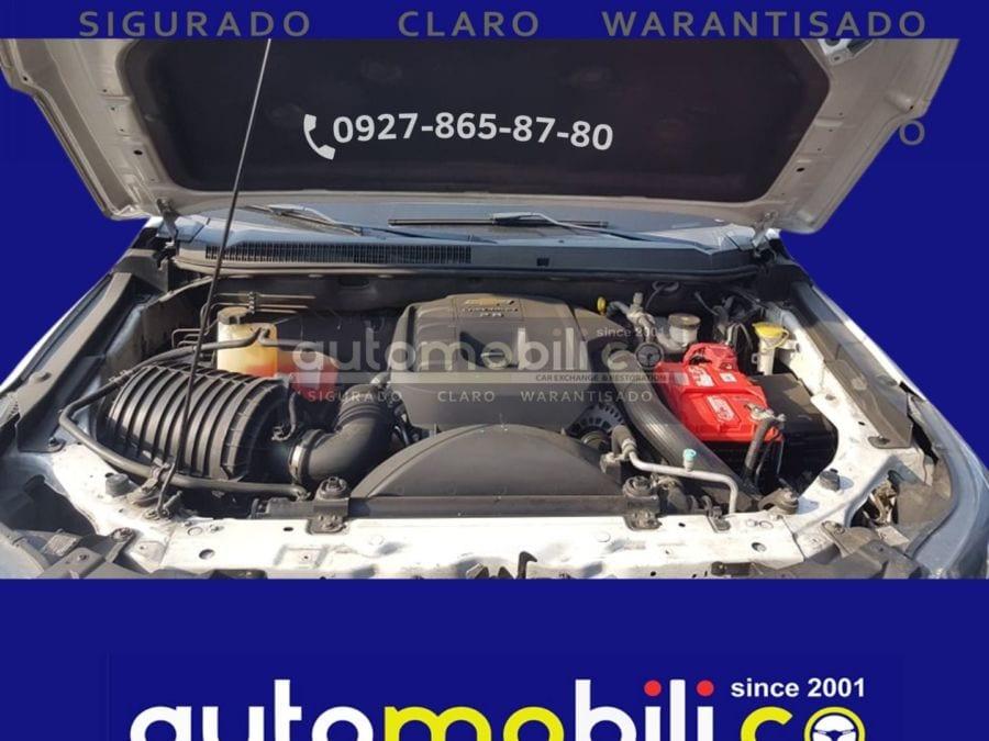 2019 Chevrolet Trailblazer - Interior Rear View