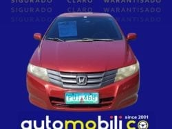 2010 Honda City S - Front View