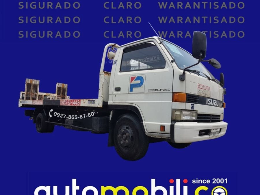 2006 Isuzu ELF Truck - Right View