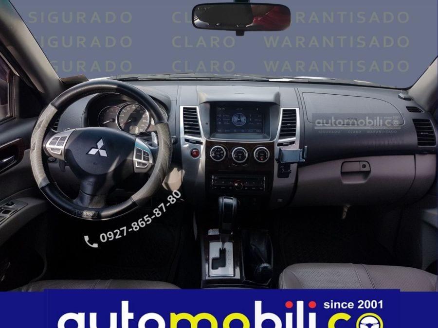 2012 Mitsubishi Montero - Interior Front View