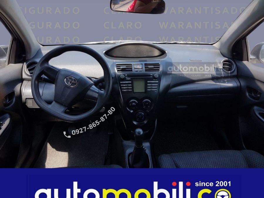 2011 Toyota Vios E - Interior Front View
