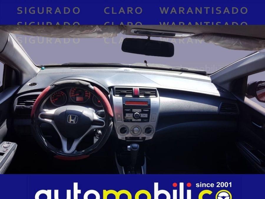 2010 Honda City S - Interior Front View