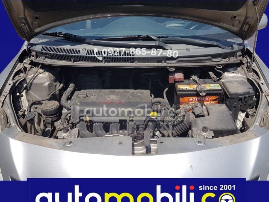 2011 Toyota Vios E - Interior Rear View