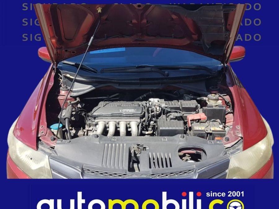 2010 Honda City S - Interior Rear View
