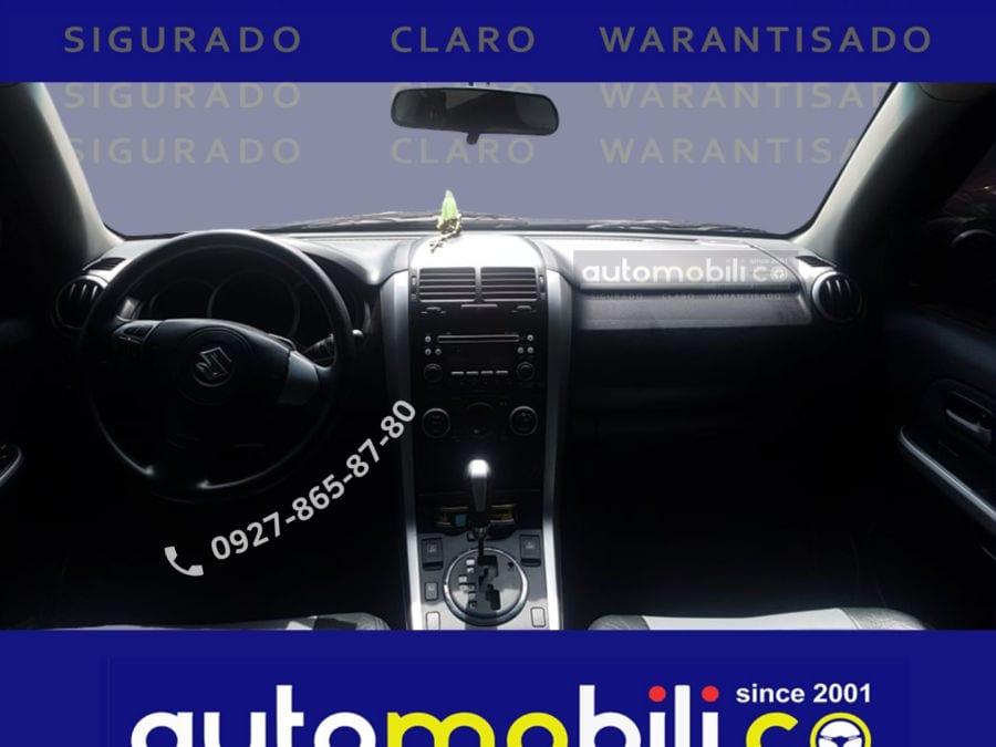 2015 Suzuki Grand Vitara - Interior Front View