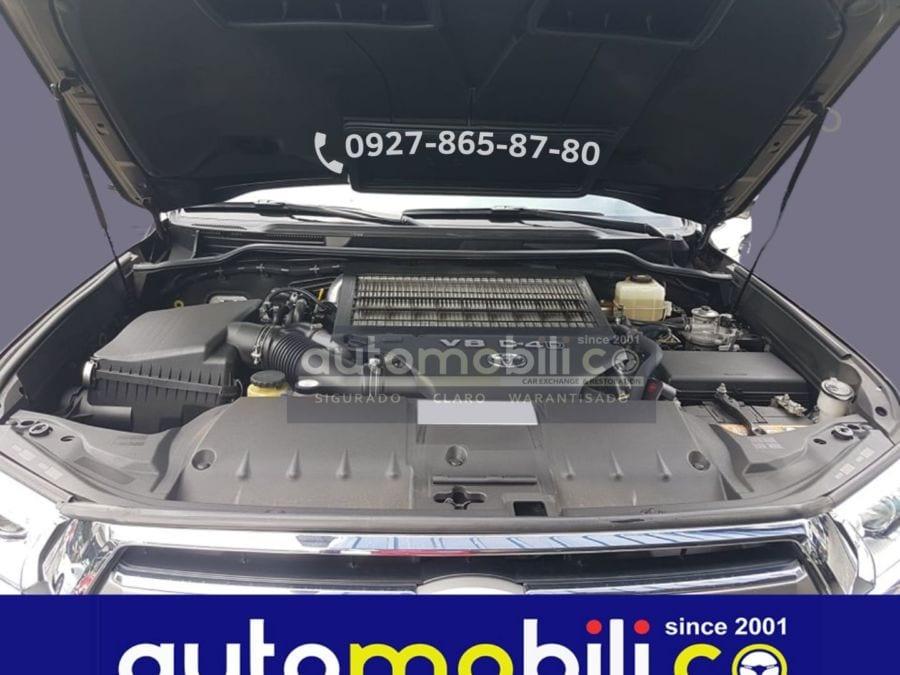 2018 Toyota Land Cruiser VX - Interior Rear View