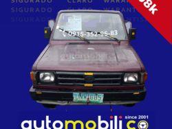 1997 Toyota Tamaraw FX - Front View