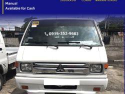2020 Mitsubishi L300 - Registration OR